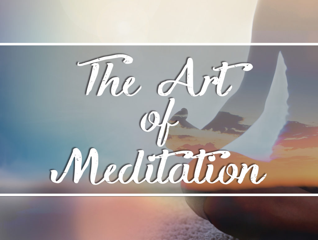 An easy guide to the art of meditation