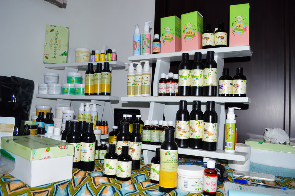 5 Nigerian Natural Hair Brands You Need To Know About