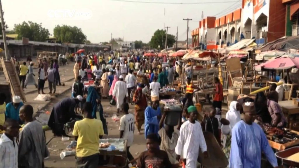 readily available street foods in Nigeria