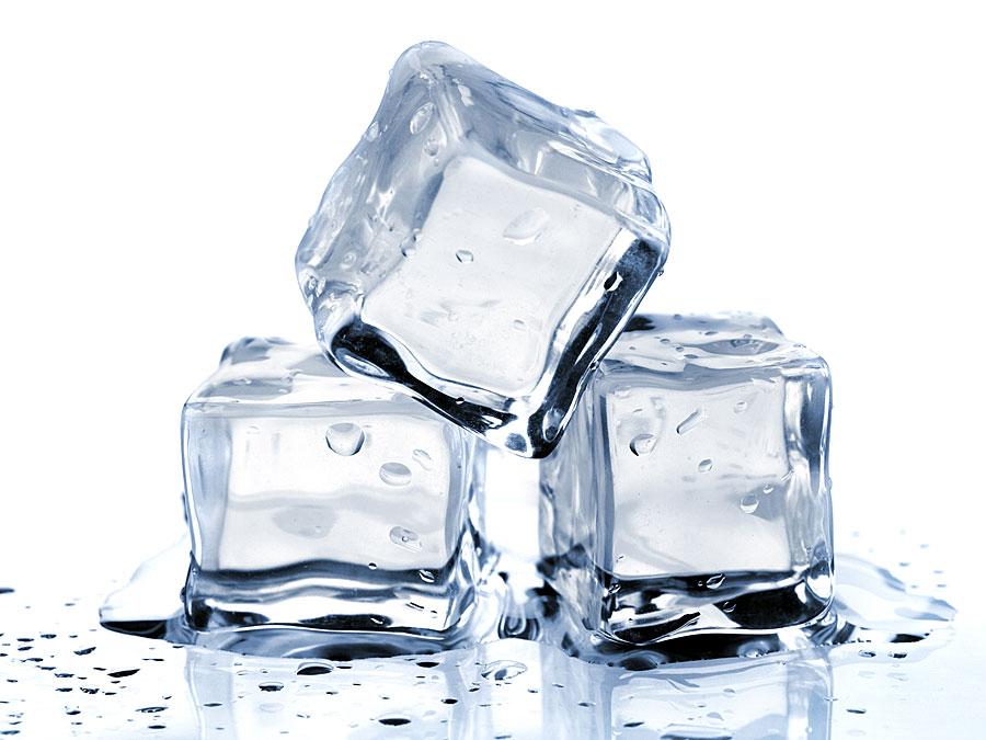 Ice block. Credit - britannica.com