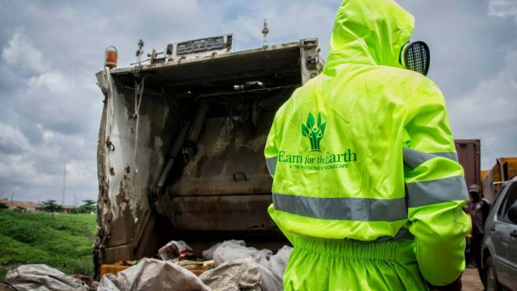 Lagosians Can Now Report Refuse Dumps In Their Areas For Free Visionscape Sanitation Solutions