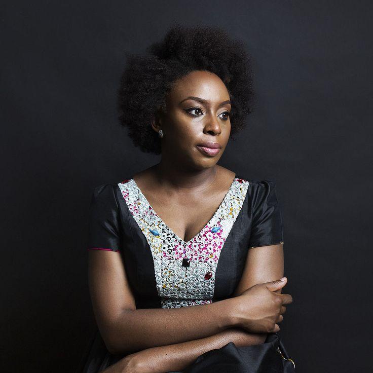 Checkout Chimamanda Ngozi Adichie Natural Hairstyles