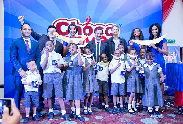 Sweet Nutrition Limited launches Choco Love Chocolate Malt Drink