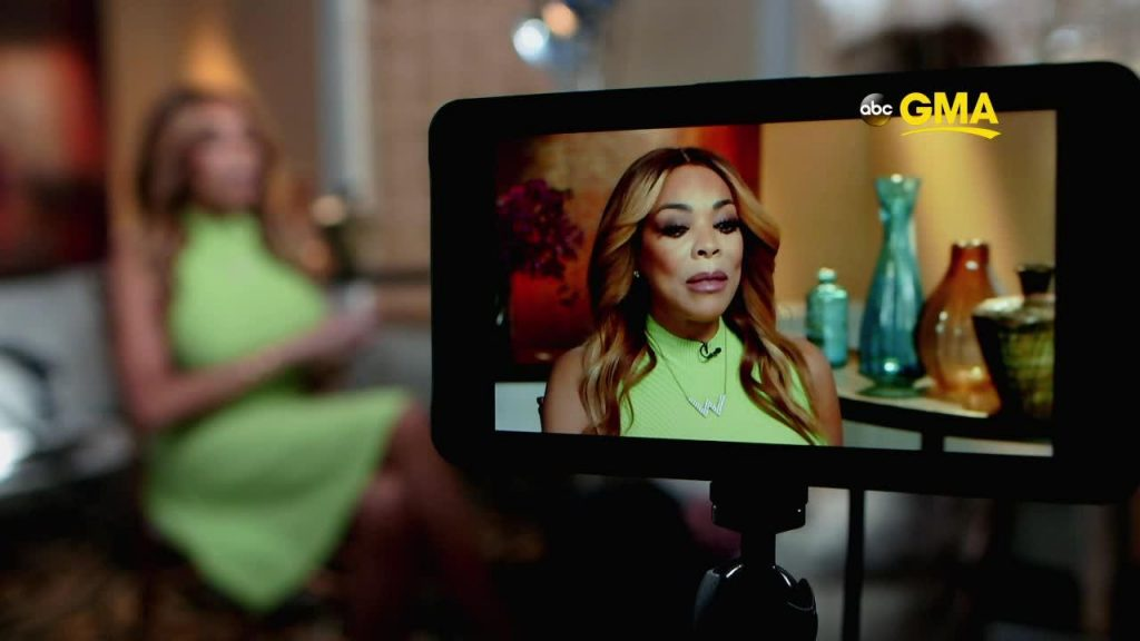 I feel a hundred percent better - Wendy Williams Says After Stopping Show