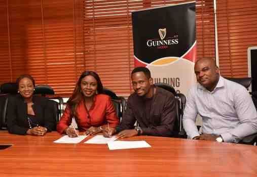 Guinness Nigeria Partners Wecyclers on waste management