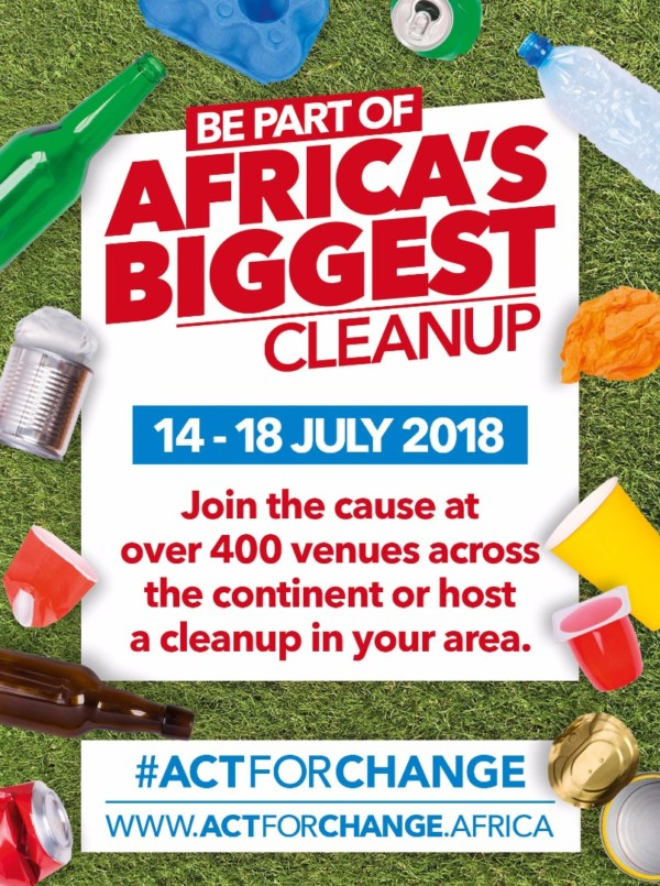 Shoprite Partners Wecyclers To Stage Africa Biggest Clean-up Event