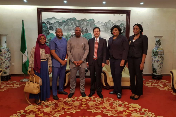 Chinese Government To Support Nigeria's Food Security Goal