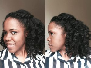 15 Ways To Rock Your Natural Hairstyles In Nigeria
